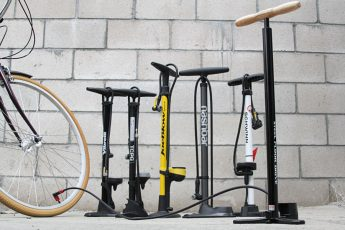 types of bike pumps