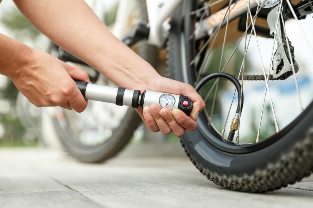 what is the cheapest bike tire pump
