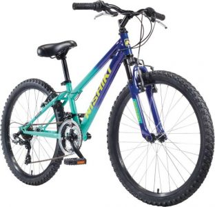 Girls 24 mountain bike