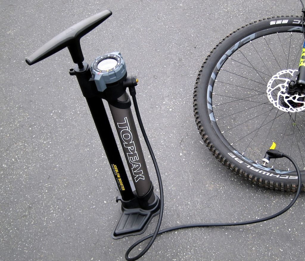 topeak bicycle pump