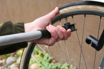 what psi should bike tires be at