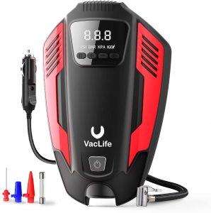 VacLife Air Compressor Tire Inflator