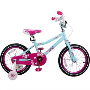 pink bicycle for toddler children