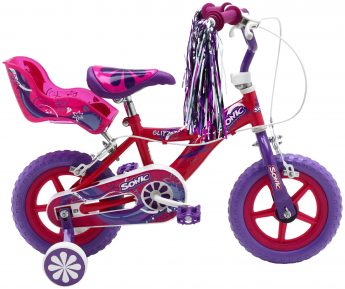 pink bicycle for toddlers